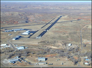 Hutchinson County Airport