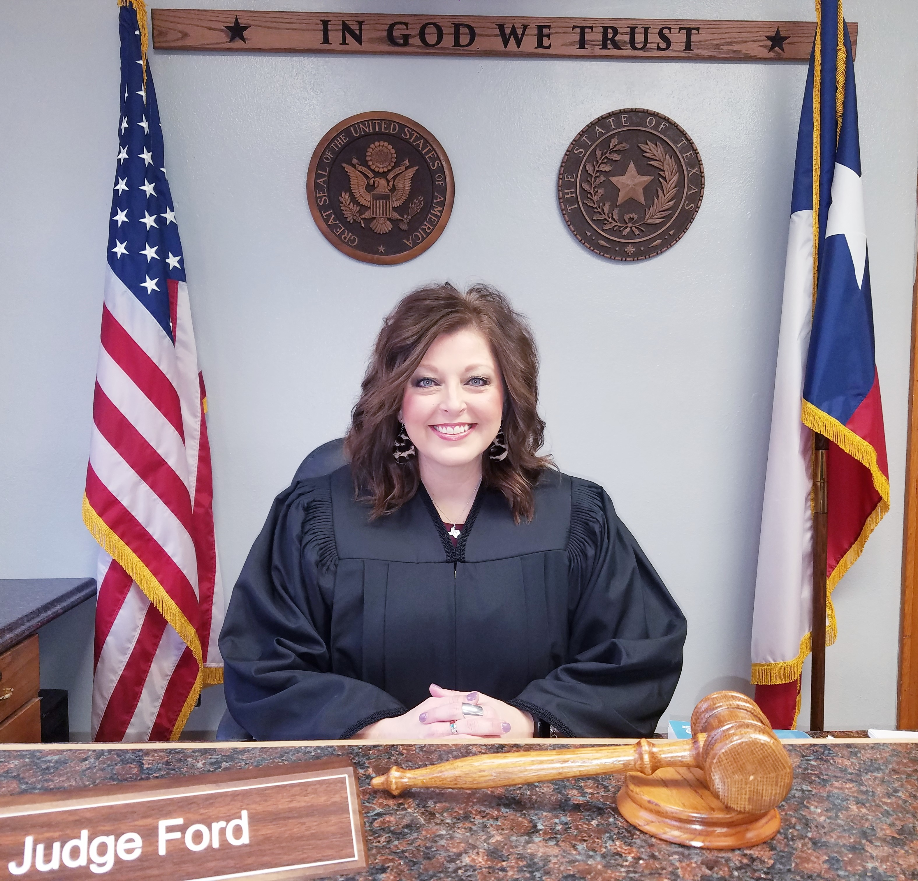 Judge Leslie Ford